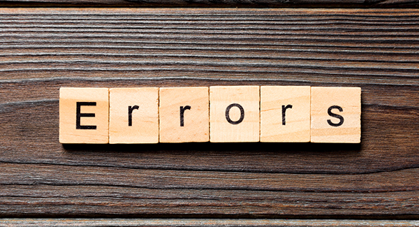 Property Description Errors: Questions and Answers
