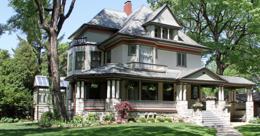 Property Tax Incentives: Historic Residences